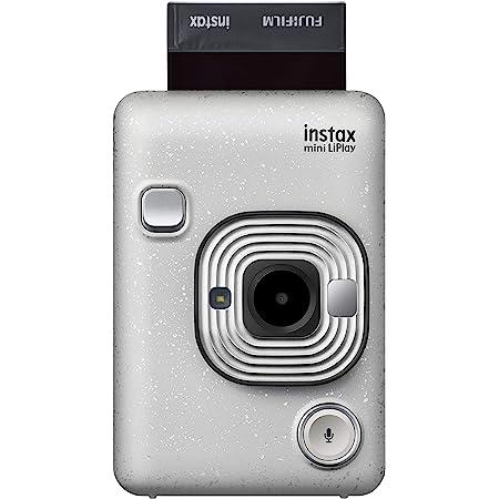 Fujifilm Instax Mini LiPlay Stone Blanco