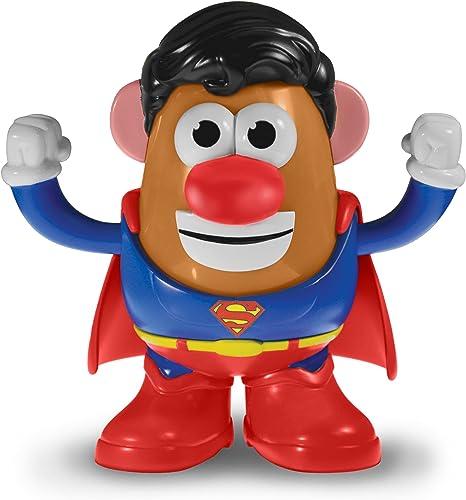 todos los bienes son especiales Mr. Potato - Figura de Superman (Hasbro (Hasbro (Hasbro 11826)  diseñador en linea