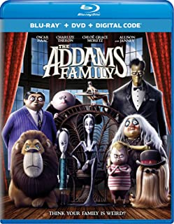 The Addams Family (2019) [Blu-ray]