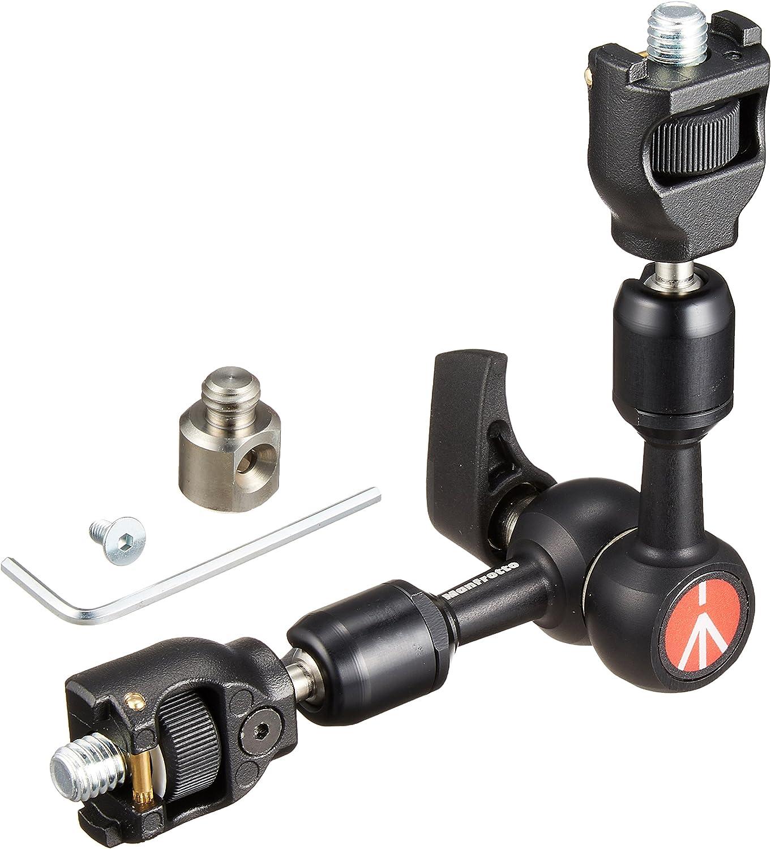 Manfrotto 244 Micro Friktionsarm Kit Inkl Kamera