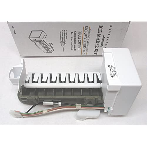Whirlpool Ice Maker Replacement Parts: Amazon com