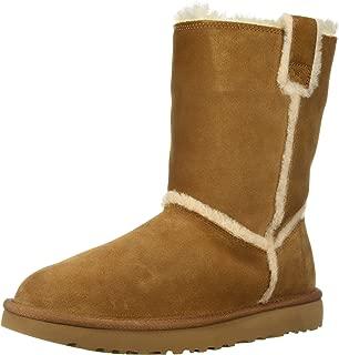 Women's W Classic Short Spill Seam Fashion Boot
