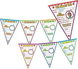 لوح إعلانات مطبوع عليه All About Me BUNants من Teacher Created Resources (5578)