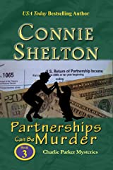 Partnerships Can Be Murder: A Girl and Her Dog Cozy Mystery (Charlie Parker Mystery Book 3) Kindle Edition