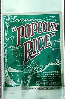 Louisiana Popcorn Rice (Natural)
