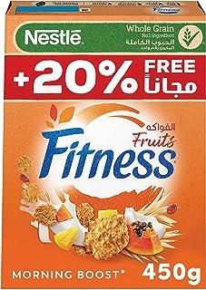 Nestle Fitness Fruits Breakfast Cereal 450 gm – Promo Pack