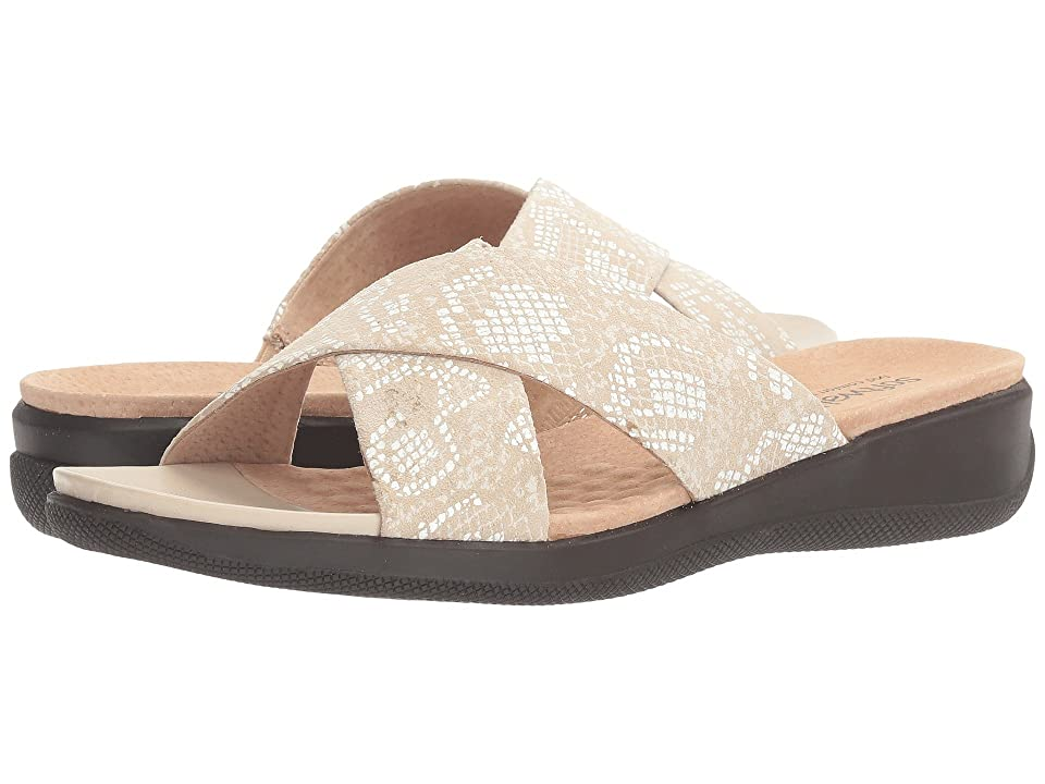 SoftWalk Tillman (Sand Snake Printed Python Leahter) Women