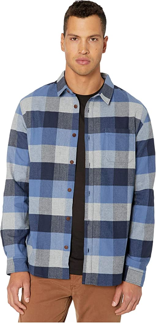 Quiet Harbo Stretch Flannel Reg