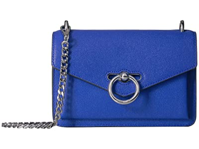 Rebecca Minkoff Jean Crossbody (Bright Blue) Cross Body Handbags