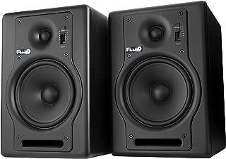 Fluid Audio F5 Fader Series coppia monitor studio biamplificati 140 watt