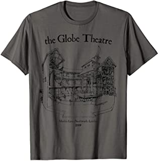 Shakespeare's Globe Theatre T-Shirt