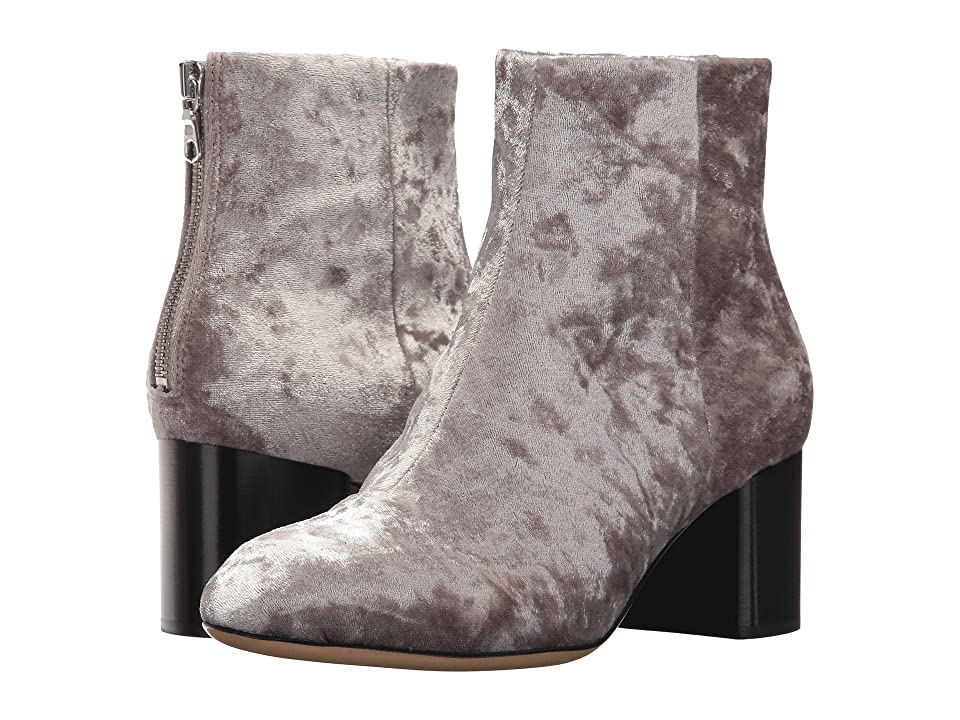 rag & bone Drea Boot (Dove Velvet) Women