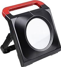 Meister LED-spot voor buiten - 80 Watt - spatwaterdicht - 3 m voedingskabel - Extra grote lamp - Draaggreep - 8000 lumen/M...