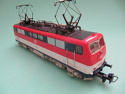 M lin 3172 E-Lok der DB, BR111 069-1 in Versuchslackierung