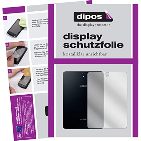 Anti-Fingerprint Anti-Reflex BROTECT 2X Entspiegelungs-Schutzfolie kompatibel mit Canon Speedlite 470EX-AI Displayschutz-Folie Matt