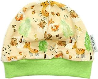 Kleine Könige Mütze Baby Jungen Beanie  Viele Muster  Ökotex 100 Zertifiziert  Größen 50-128