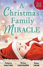 A Christmas Family Miracle - 3 Book Box Set