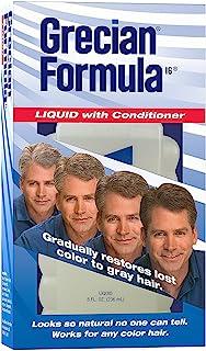 Grecian Formula Liquid with Conditioner, 8 Ounce