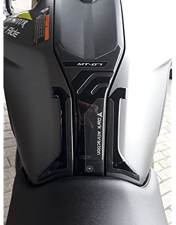 Protection de Reservoir Moto Autocollant en Gel compatible pour Yama.ha MT-09 SP Tankpad Sticker
