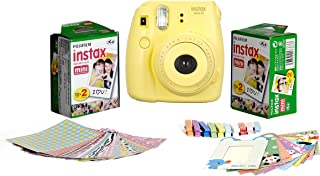 Fujifilm Instax Mini 8 Bundle Box (Yellow)