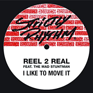 I Like To Move It (feat. The Mad Stuntman) [Radio Mix]
