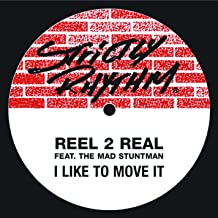 I Like to Move It (feat. The Mad Stuntman) [Reel 2 Real Dub]