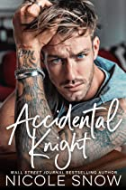 Cover image of Accidental Knight by Nicole Snow