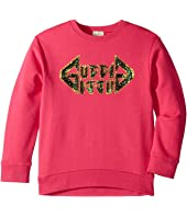 Gucci Kids - Graphic Sweatshirt 543894XJAMA (Little Kids/Big Kids)