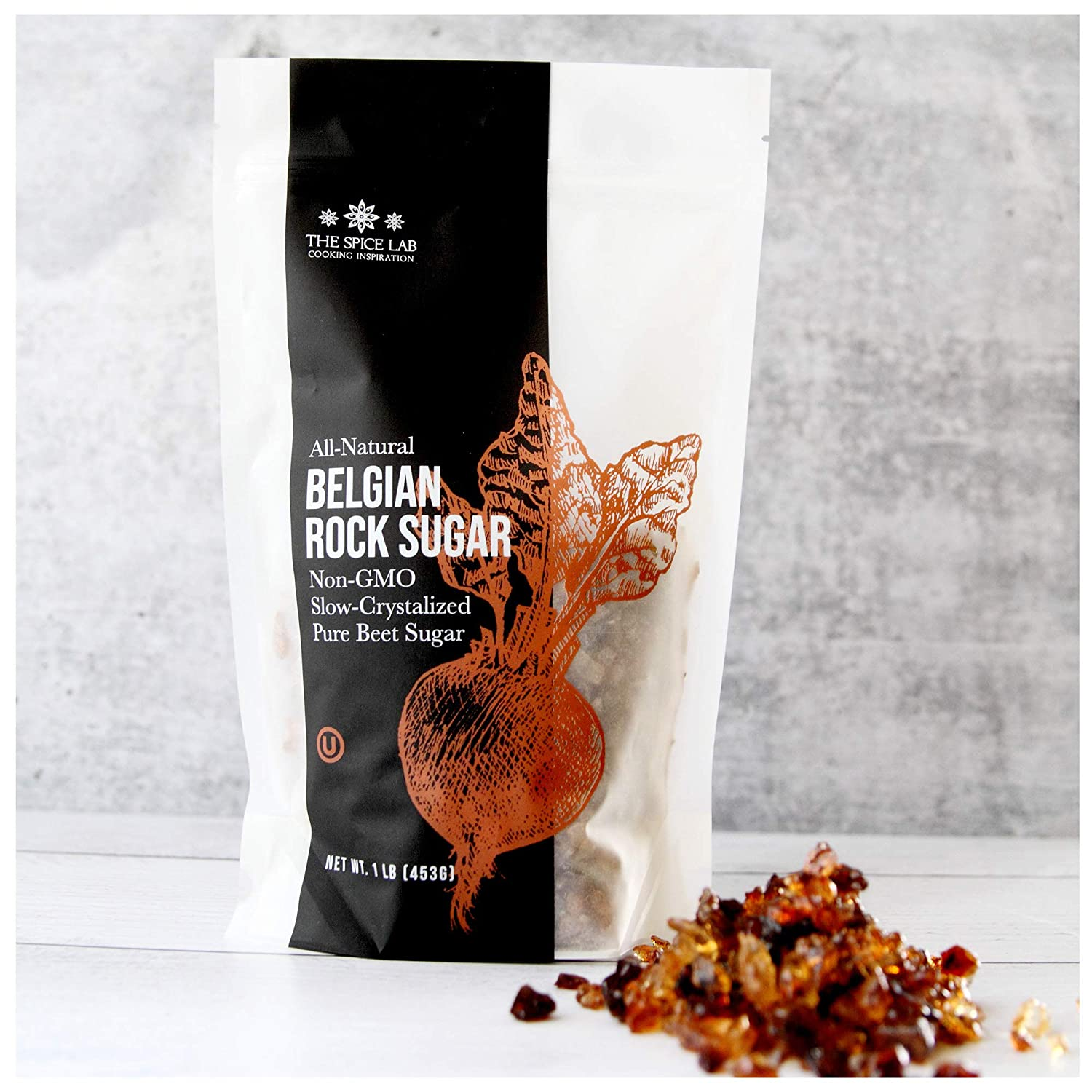 The Spice Lab Ranking TOP20 No. 5173 - Rock Belgian Philadelphia Mall Brown Sugar Beet Authentic
