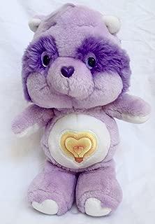 Care Bears Cousins Bright Heart 13 Plush Raccoon