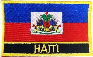 Best haitian flag patch Reviews