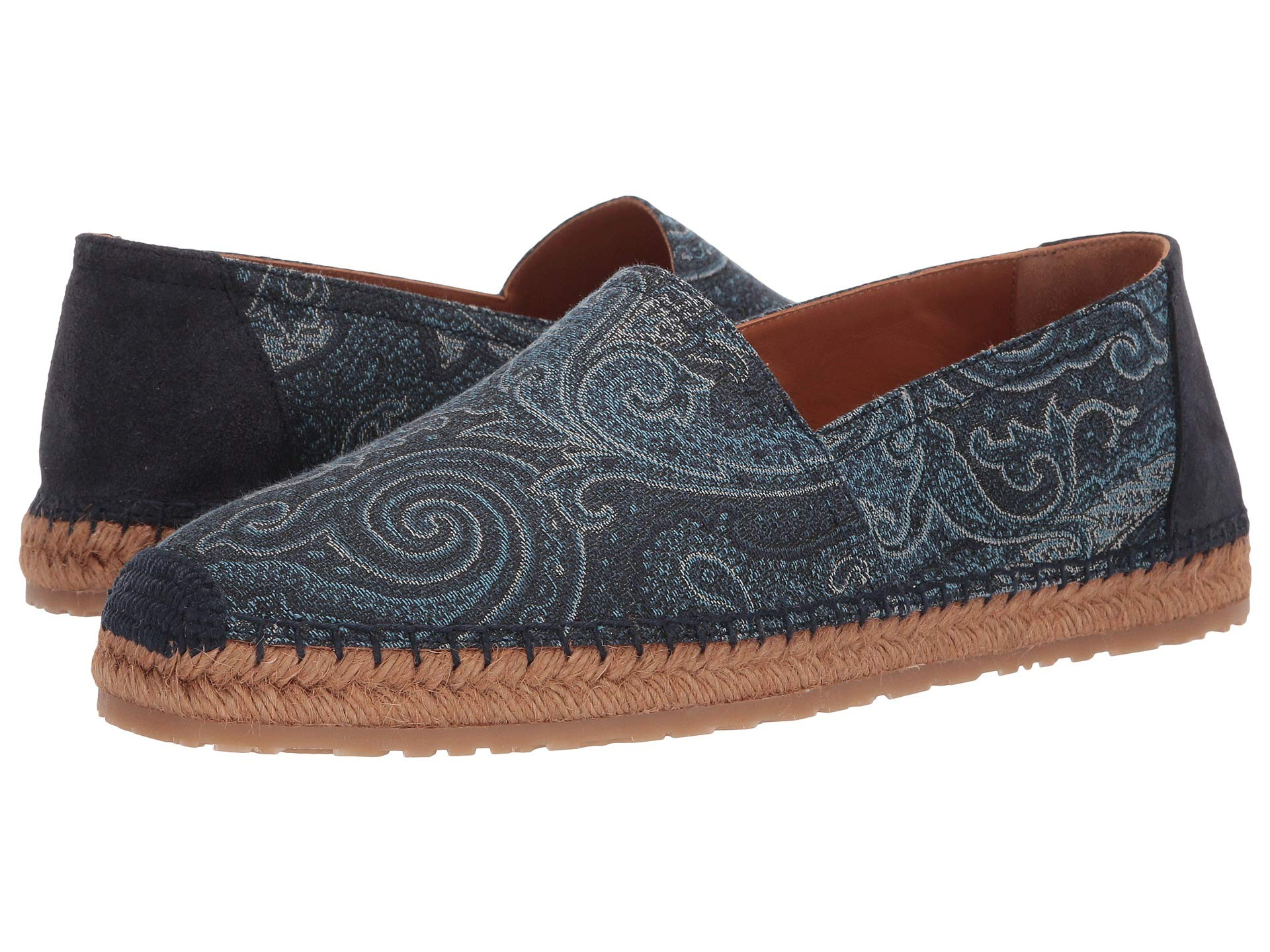 b9c5894865130 Etro Paisley Loafer at Luxury.Zappos.com