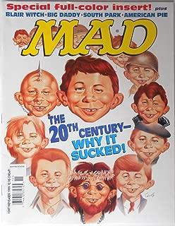 Mad Magazine # 387 November 1999