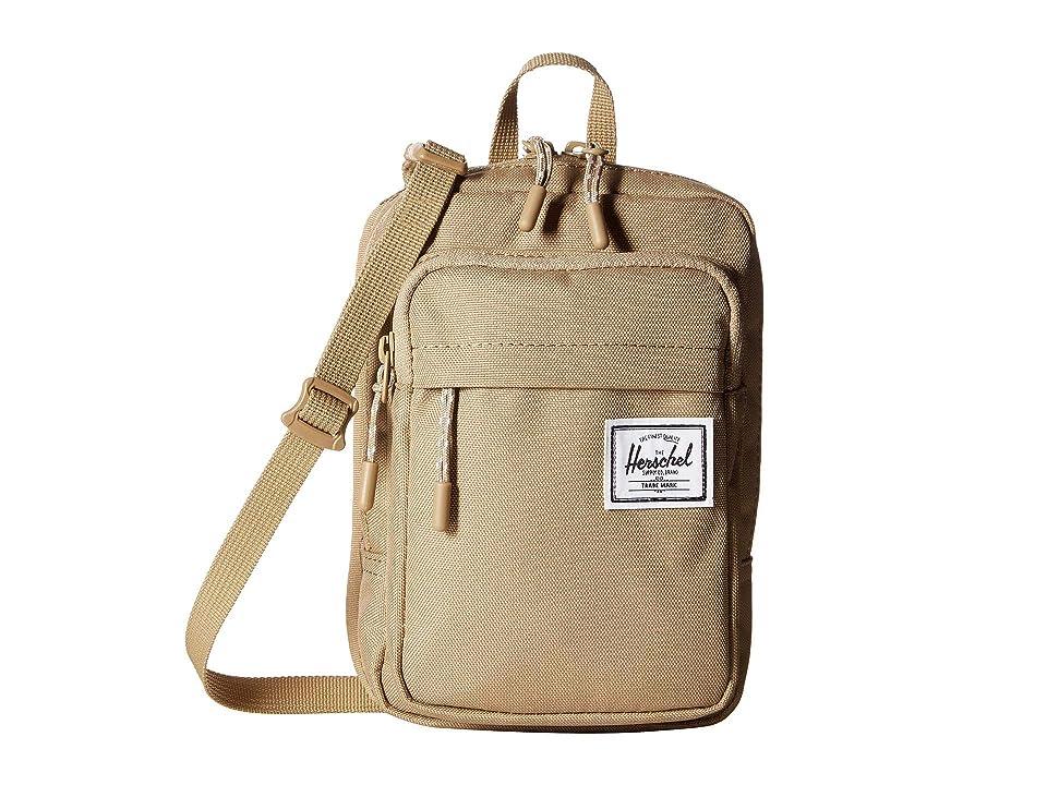 Herschel Supply Co. Form Crossbody Large (Kelp) Cross Body Handbags