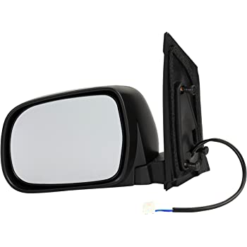 TYC 5350131-1 NSF Version Black//PTM Outside//Exterior Mirrors