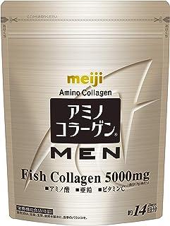 アミノコラーゲン MEN 約14日分 98g コラーゲン アルギニン セラミド 亜鉛 配合【栄養機能食品】
