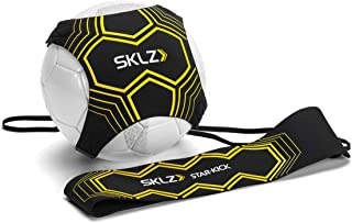 SKLZ Star-Kick Hands Free Solo Soccer Trainer- Fits Ball...