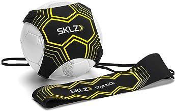 اداة تدريب كرة قدم سولو ستار كيك بدون استخدام اليدين - تناسب احجام الكرة 3 و4 و5 من سكلز
