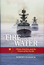 fire on the water book