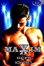 MAXIM (Galactic Cage Fighter Series Book 8)