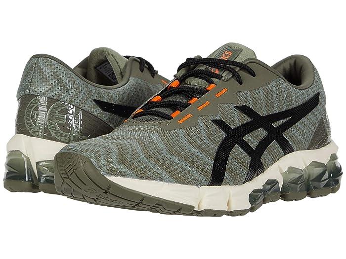 ASICS  GEL-Quantum 180 5 (Mantle Green/Black) Mens Running Shoes