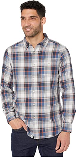 Shady Blue Rogan Plaid