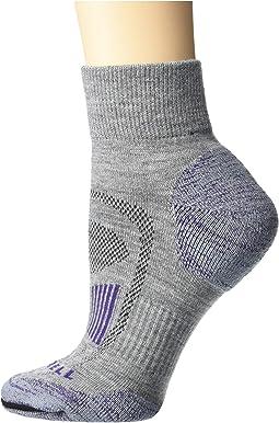 Purple/Grey Heather
