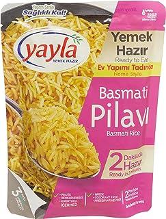 250 Gr Yayla Basmati Pirinç Pilavı