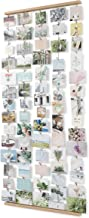 مجموعة إطارات الصور ومبرا هانج إت لتزيين الجدران لالتقاط الصور، 26x60، طبيعي