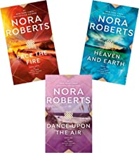 Three Sisters Island Trilogy set : Dance Upon the Air / Face the Fire / Heaven and Earth