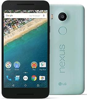 LG Nexus 5X Unlocked Smartphone - Mint 32GB (U.S. Warranty)