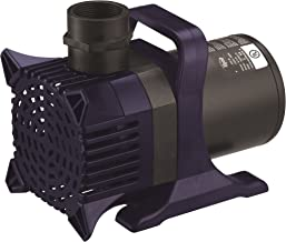 Alpine Corporation Cyclone Pond Pump - Outdoor Decor Accessory - Great for Fountains, Waterfalls, and Water Circulation