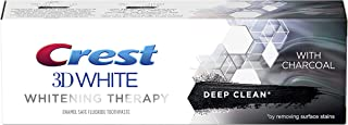 CREST 3D WHITE WHITENING THERAPY TOOTHPASTE – CHARCOAL 75ml