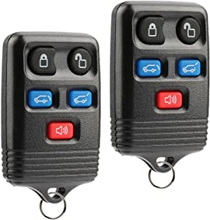 Best 2003 ford expedition remote start Reviews
